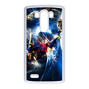 Lionel Messi For LG G3 Csae protection Case DH533226