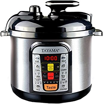 Tayama 5-Liter Electric Pressure Cooker