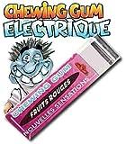 Chewing gum electrique