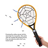 HOMEE Bug Zapper-Electric Fly Swatter, Rechargeable