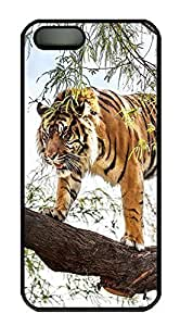 Case For Iphone 6 4.7 Inch Cover Tiger To Climb The Tree PC Custom Case For Iphone 6 4.7 Inch Cover Cover Black