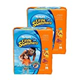 Huggies Little Swimmers Swimpants Bundle 2 pack (Medium - 36 ct)