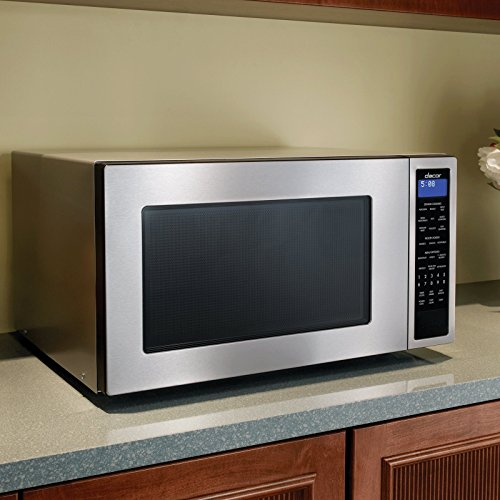 Dacor dmw2420b 24 distinctive series 2 cu ft capacity for Decor microwave