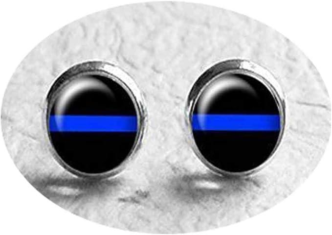 Law Enforcement Earrings Canadian Cop Earrings Police Officer ...