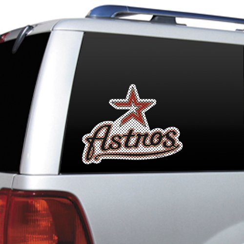 - MLB Houston Astros Die Cut Window Film