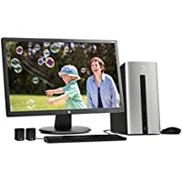 HP Pavilion Desktop 550-177cb (24 Monitor Bundle, i7-6700, 12 GB RAM, 1 TB HD).