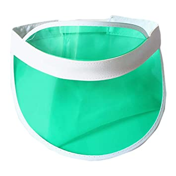 nouveau produit produits de commodité gamme complète de spécifications Casquette Pare-Soleil Unisexe, Protection UV en Plastique ...