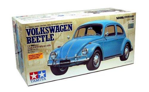 TAMIYA RC 58572 Volkswagen Beetle (M-06) 58572 1:10 embly Kit ...