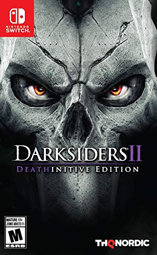 Darksiders 2 Deathinitive Edition Nintendo Switch Games and Software