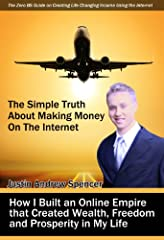 """The book's contents reflect exactly how the title reads - There is a consise, simple truth, about making money - using the internet.The problem is there are so many """"self-proclaimed guru's"""" who make money on the internet by selling others inf..."""