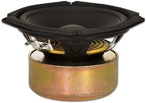 """Goldwood Sound 130 Watts 8ohm Shielded 5"""" Speaker Woofer Black (GW-205/8S)"""