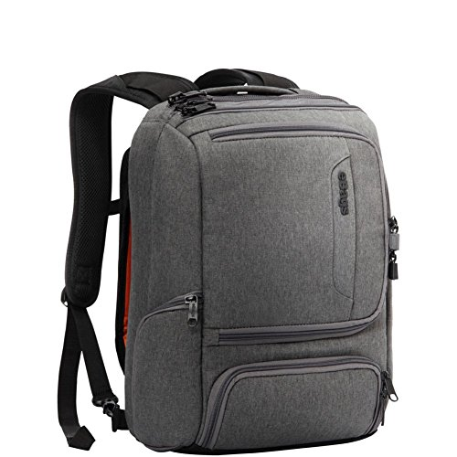 eBags Professional Slim Junior Laptop Backpack (Heathered Graphite) by eBags