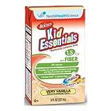 kid essentials - Boost Kid Essentials 1.5 Vanilla Flavor with Fiber Drink, 237 Milliliter -- 27 per case.