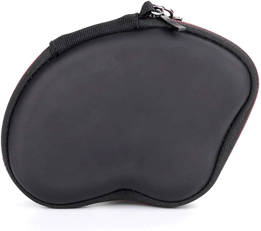 CUCUDAI Storage Bag Wireless Mouse Case Carrying Organizer Cover Pouch Hard Shell Waterproof Shockproof Travel for Logitech M570 Mice