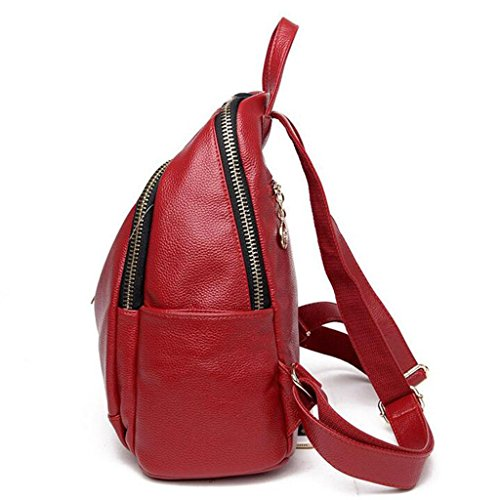 leisure 34 red amp;F 30 Shoulder Bags 16 Travel backpack cm and handbag Y package Student 8TqOqZ
