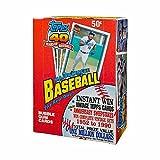 1991 Topps Baseball Box