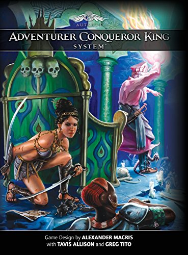 Adventurer Conqueror King System (AUT1001)