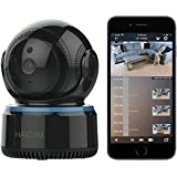 Haicam End-To-End Encrypted Time-lapse Cloud WiFi IP Camera 1080p Pan/Tilt Indoor, Black (E23), Free Two Years Cloud Storage, Home Security Camera Baby Pet Monitor, Amazon Fire/Apple/Google TV Apps