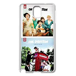 2015 HOT Fashion One Direction For Samsung Galaxy NOTE4 Case Cover TKOK779024
