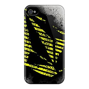 Anti-Scratch Hard Cell-phone Case For Iphone 6 With Customized HD Volcom Stone Pictures Marycase88