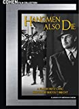 Hangmen Also Die on Blu-ray & DVD Sep 9