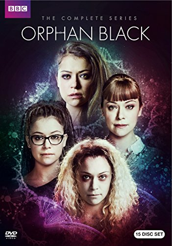 Orphan Black Complete Collection