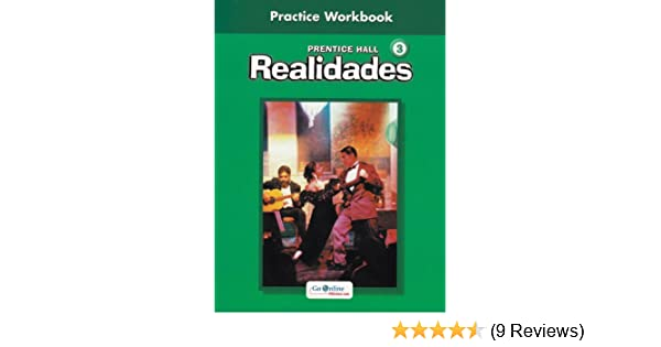 Amazon prentice hall spanish realidades practice workbook level amazon prentice hall spanish realidades practice workbook level 3 1st edition 2004c 9780130360038 prentice hall books fandeluxe Choice Image