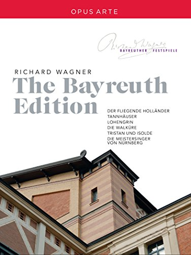 Wagner: The Bayreuth Edition [Box Set] [Blu-ray] by Opus Arte