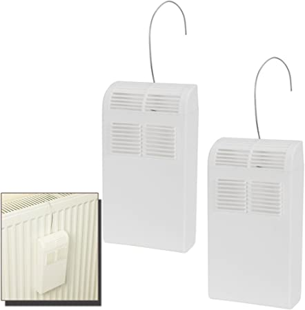 Details about 2x Humidifier Radiator Hanging Dry Air Water Humidity Control Moisture Set
