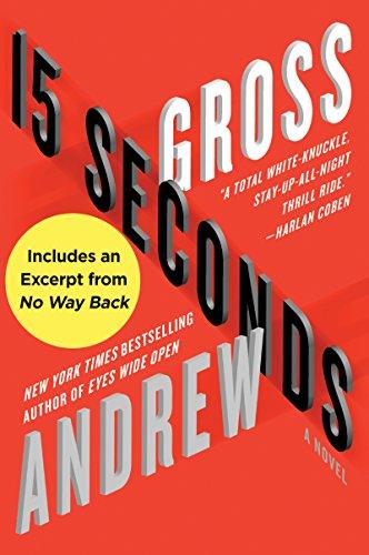15 Seconds: A Novel cover