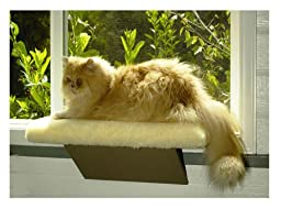 Casual Pet Products Kitty Window Perch