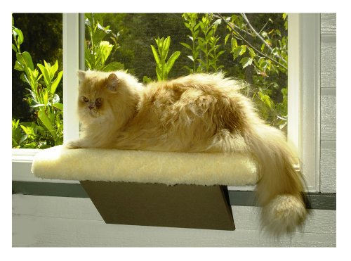 Casual Pet Products Kitty Window Perch by Casual Pet Products