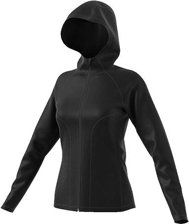 adidas Damen Freelift Jacke, Black, L: : Bekleidung