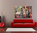GRAFFITI STREET ART GEORGE CLINTON GIANT ART PRINT HOME DECOR NEW POSTER OZ1827
