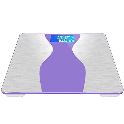GXY Escala De Peso Balanza Electrónica Escala De Pérdida De Peso De La Salud Corporal Escala