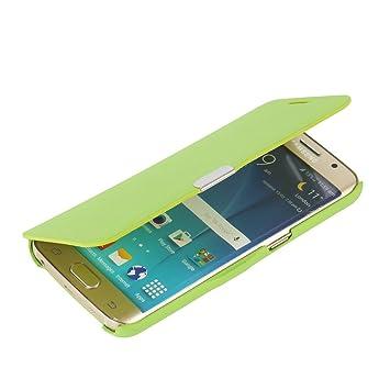 MTRONX para Funda Samsung Galaxy S6 Edge, Cover Case Carcasa Caso ...