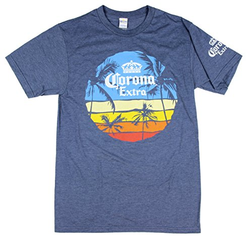 Corona Extra Sunset Graphic T Shirt