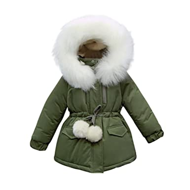 89b8b2695848 Amazon.com  KONFA Teen Girls Stylish Thick Coat