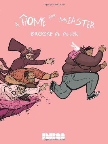 A Home for Mr. Easter by Brooke A. Allen (June 01,2010)