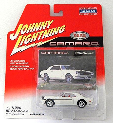 Camaro Yenko (Johnny Lightning 1968 Yenko Camaro 35th Anniversary of Camaro Series)