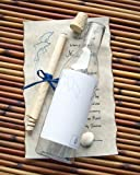 Message In A Bottle ® Destination Wedding Invitation Sample - Surf