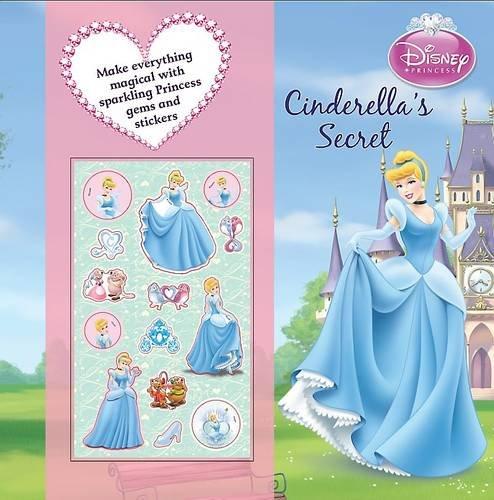 Disney Secret Jewel Storybook: Princess pdf epub