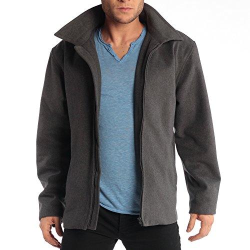 alpine swiss Grant Mens Wool 28