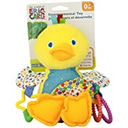 The World of Eric Carle, The Very Hungry Caterpillar On the Go Developmental Plush Duck, 13