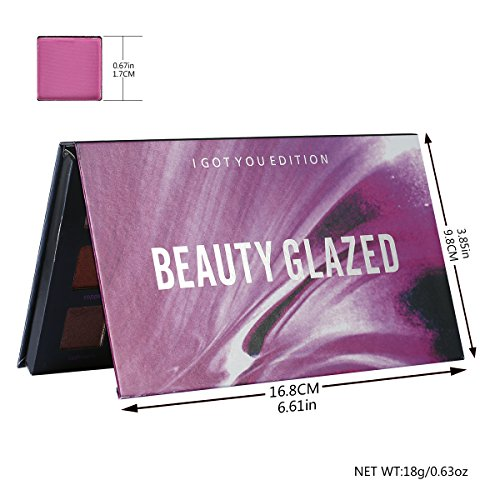 Pro 18 Colors Women Desert Dusk Matte Eyeshadow Pallete Waterproof Maquillaje Shimmer Eyeshadow Make Up Set Palette