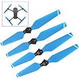 Hobby Signal Colorful 8330F Propellers Quick Release Foldable Props for DJI MAVIC PRO ( BLUE )