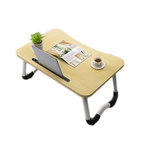 Escritorio de la cama de la mesa Mesa plegable para computadora ...