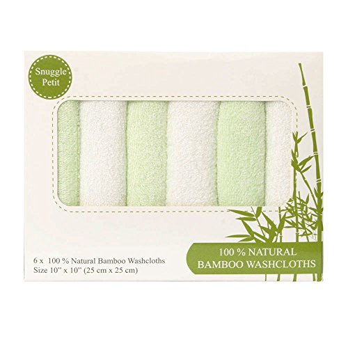 Snuggle Petit Baby Washcloths Anti Bacterial product image