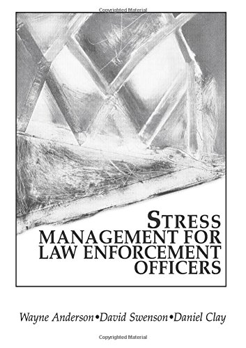 Stress Management For Law Enforcement Officers