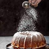 HULISEN Set of 2 Flour Duster for Baking, Powdered